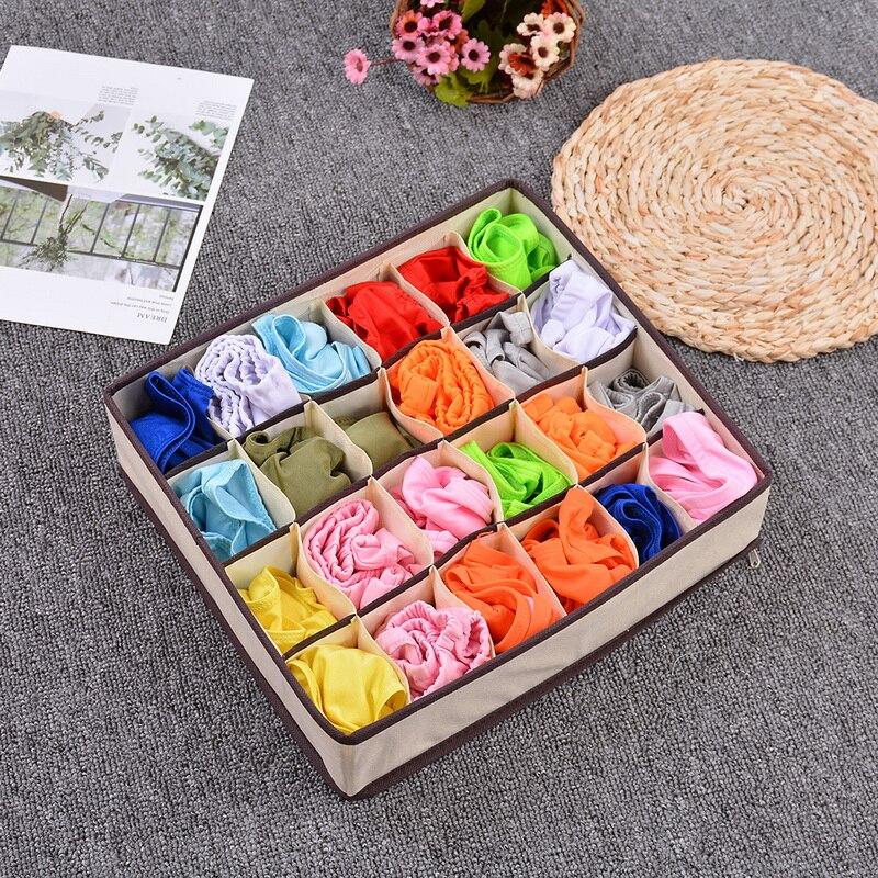 LASPERAL Cloth Storage Boxes 3