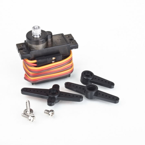 Hot! 3pcs Metal 9g Servo For RC Helicopter 100% Brand New Sale