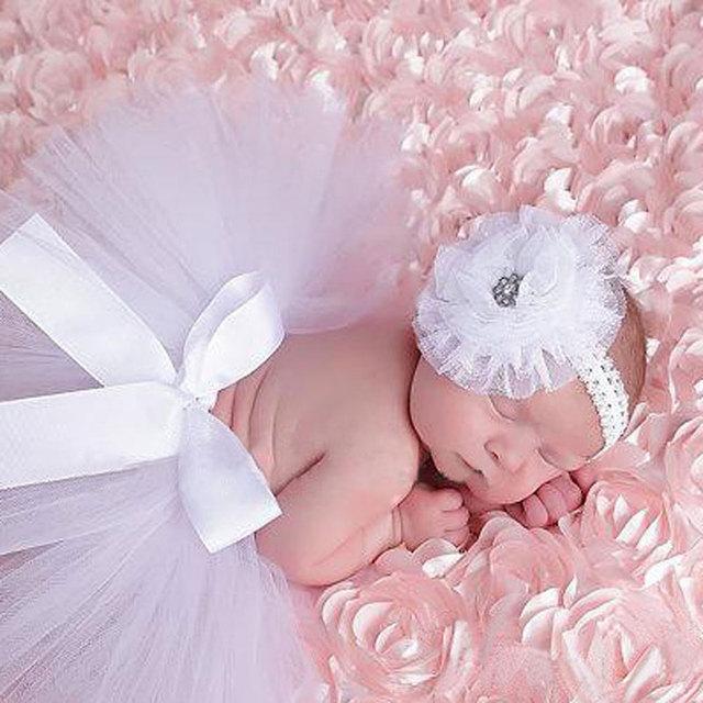 Baby Tutu Skirt Newborn Photography Props
