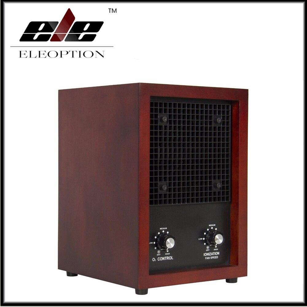 High Quality 220V Negative Ionic Air Purifier Ozone Generator Lonizer Cleaner Machine Fresh Air