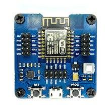 ESP-12F ESP-07S ESP-12S  burning fixture development board ESP8266 without ESP-12F ESP-07S ESP-12S  module