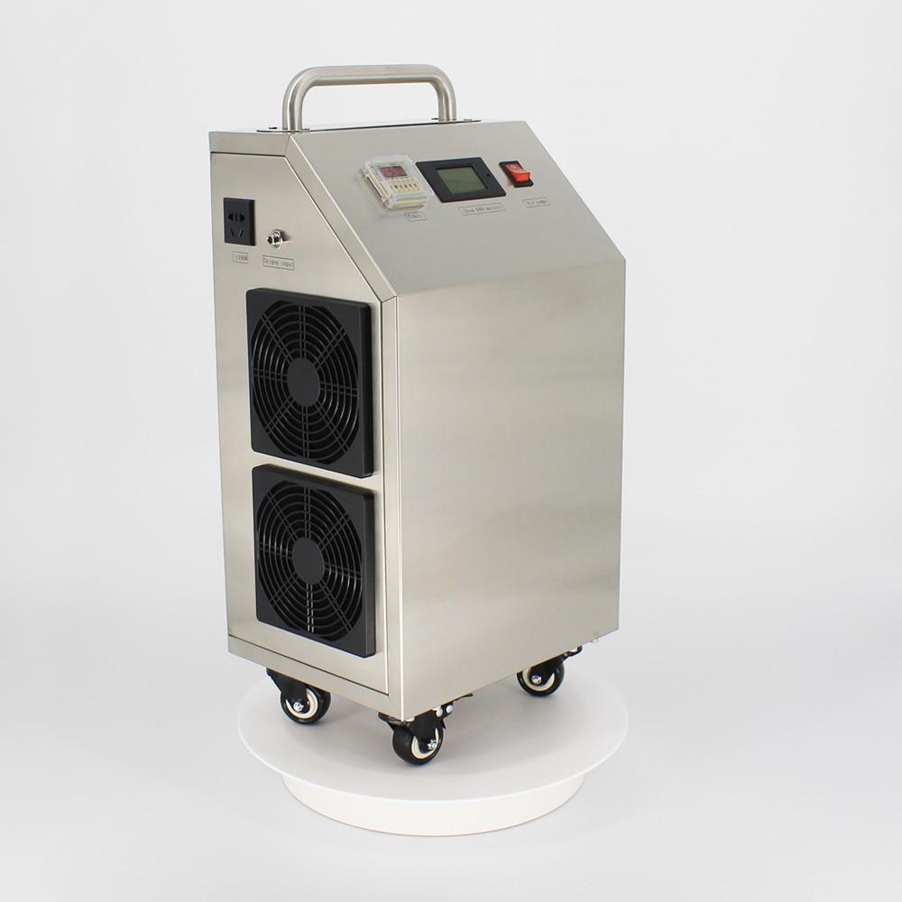 Pinuslongaeva H1 շարժական 304 չժանգոտվող պողպատ Լողավազան օզոնային մեքենա ջրի ախտահանման մեքենա ջրի օդի մաքրման համար