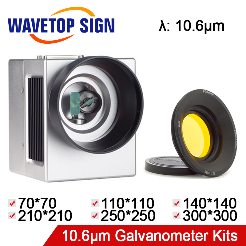 10.6um Laser Galvanometer CO2 Laser Scanning Galvo Digital Aperture 10mm Galvanometer Scanner + OPEX Scan Lens for Laser Machine good quality scanboxpt3e8 10 6d 8 5mm aperture 10 6um co2 laser engraving supplies digital signal collimator mirror galvanometer