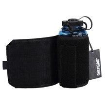 OneTigris مقصف الحقيبة 1000D النايلون قابل للتعديل مولي الكل في واحد الناقل ل 32 أوقية nalpn زجاجة المياه أو nalgenoasis مقصف