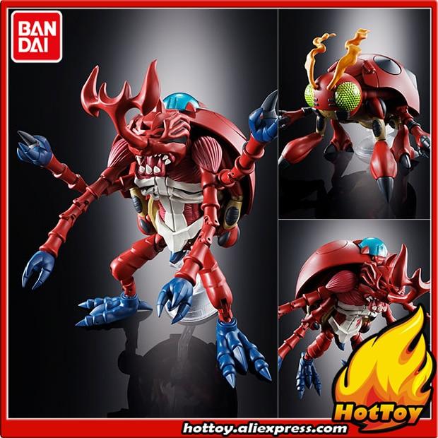 100 Original BANDAI Tamashii Nations Digivolving Spirits 06 Action Figure MegaKabuterimon from Digimon Adventure