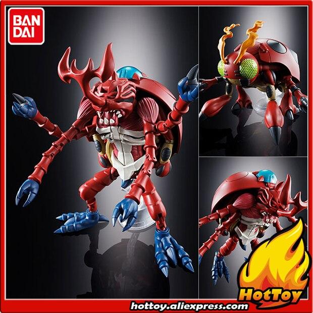 100% Original BANDAI Tamashii Nations Digivolving Spirits 06 Action Figure - MegaKabuterimon from