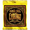 Ernie Ball 2558 Everlast 80 20 Bronze Light Acoustic Guitar Strings 011 052