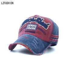 LZFASHION Fashion High quality cap for men and women leisure Gorras Snapback Caps Baseball Caps