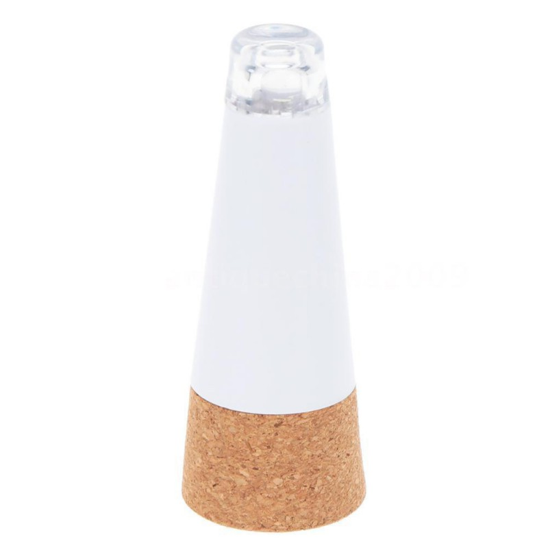 New Arrival Party Decor 1pc Generic  Cork Shaped Rechargeable USB LED Night Light Wine Bottle Lamps