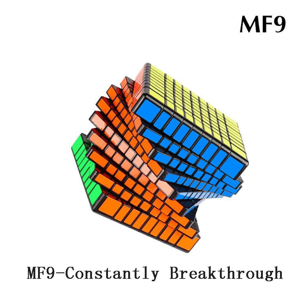 LeadingStar MOYU MF9 9x9 Magique Puzzle Cube Adulte Enfants Jouet Éducatif D'anniversaire Festival Cadeau