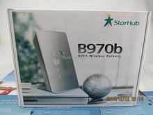 Huawei b970b 3g dl7.2mbps, ul5.76mbps con 4rj45 convertidor, 1rj11 desbloqueado huawei b970b 3g router inalámbrico