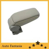 Mittelkonsole Armlehne (Beige Leder)-für Peugeot 307 2004-2011