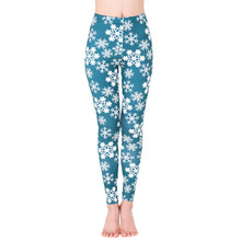 Hxroolrp Women Xmas Sports Gym Running Fitness Leggings Pants Athletic Trouse wi