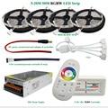 DC12V Led Luz de Tira 5050 SMD RGBW RGBWW À Prova D' Água/Não À Prova D' Água + 2.4G RF Controlador + Power adapter Kit 5 M 10 M 15 M 20 M