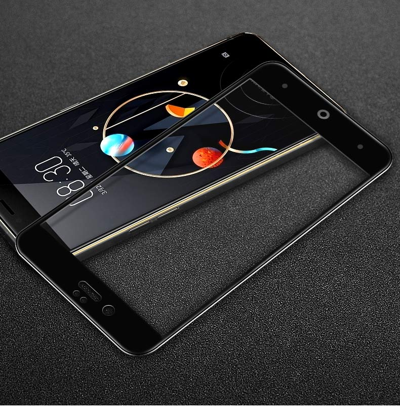 For ZTE Nubia Z17 mini Tempered Glass IMAK Full Coverage Screen Protector For ZTE Nubia Z17 mini Glass Film