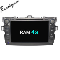 Android 8.0 Octa Core PX5/PX3 Fit TOYOTA COROLLA AURIS Car DVD Player Navigation GPS Radio