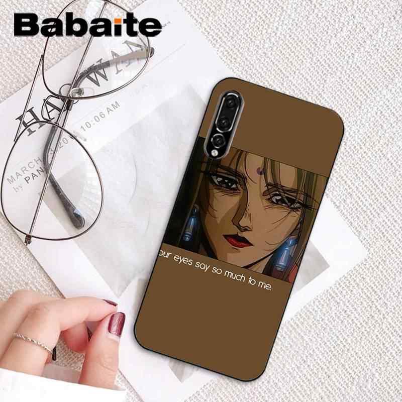 Babaite эстетическое аниме красивая девушка матросские глаза Телефон чехол для Huawei P9 P10 Plus Mate9 10 Mate10 Lite P20 Pro Honor10 vision 10
