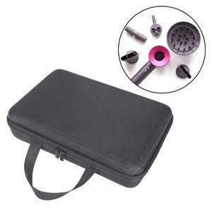 Image 3 - Récipient portatif de boîte cadeau de douille de sac de stockage de housse étui de transport de voyage pour le sèche cheveux supersonique