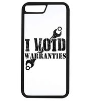 I Void Warranties Engineer Mechanic Fashion Cell Phone Case Cover For Iphone 4 4s 5 5s