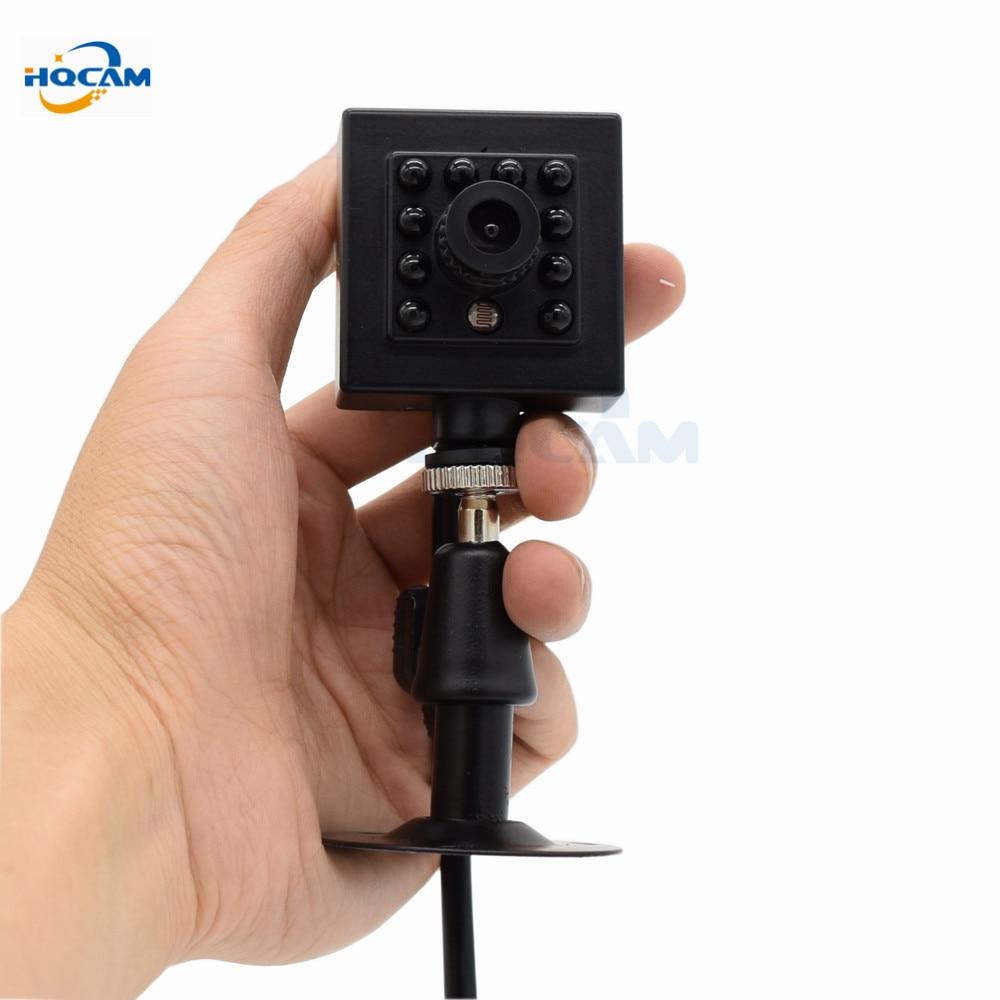 HQCAM 960P Night Vision IP CAMERA MINI IR 940nm 10pcs Leds,1.3MP Onvif Cctv Ir Mini Ip Camera IR CAMERA 1/3