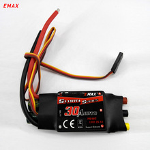 4pcs EMAX esc 30a simonk OPTO quadcopter multirotor electronic speed controller for rc models FAV drone parts(China)