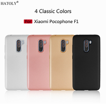 Phone Case Xiaomi Pocophone F1 Case Soft Rubber Silicone Armor Shell Phone Cover For Xiaomi Poco F1 Case For Xiaomi Pocophone F1