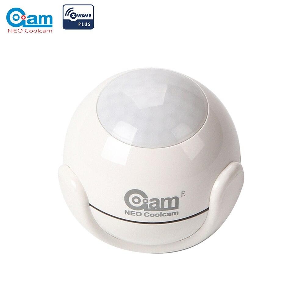 NEO COOLCAM NAS-PD01Z Z-wave PIR Motion Sensor Detector Home Automation Alarm System Motion Alarm