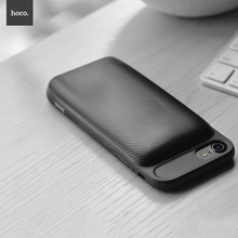 HOCO 4000 mah power bank Cige battery charge case Lithium Polymer Core 4000mAh With LED Indicator For iPhone 6Plus 6sPlus 7Plus