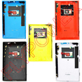 100% Guarantee Battery Back Door Cover Housing For Nokia Lumia 920 Black White Red Blue Yellow By Free Shipping