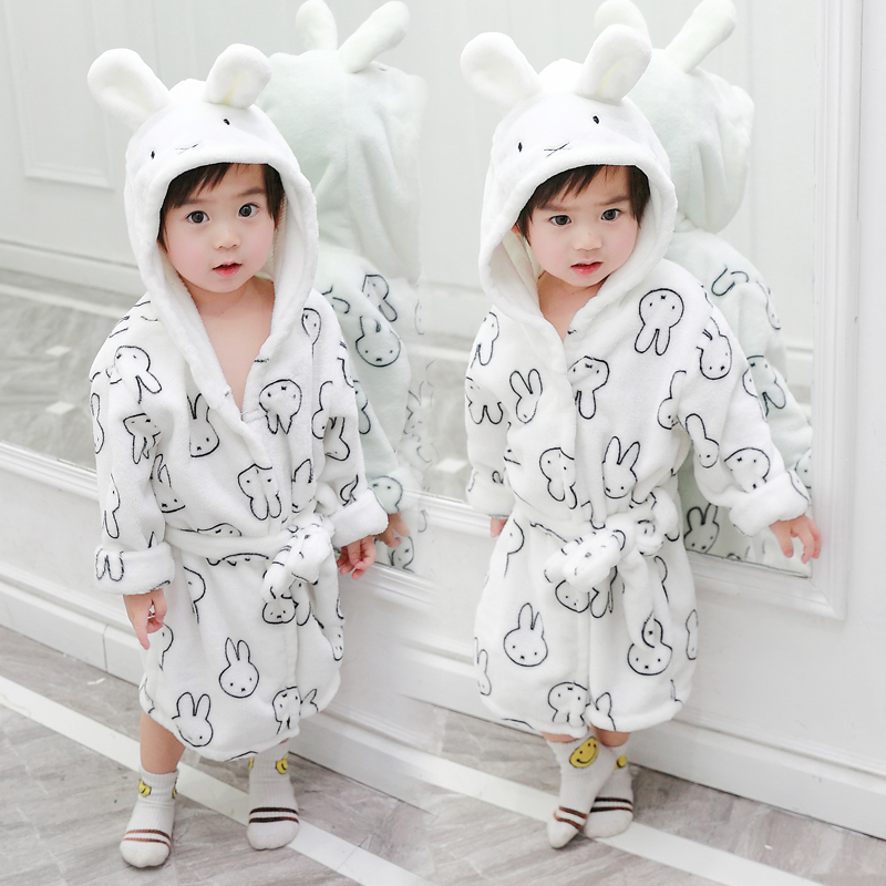 Pajamas Costume Sleepers-Suit Newborn Rabbit Baby Striped Cartoon Baby-Boy-Girl Cute