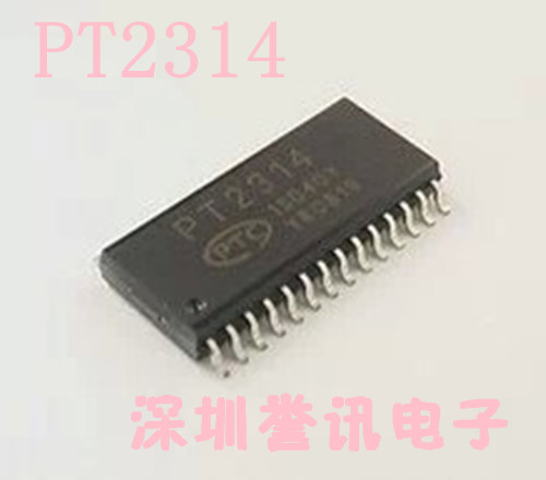 PT2314 CSC2314F Pt2314e Four Input Sound Quality Processing/adjustment Circuit