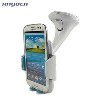 Лидер продаж варианты укладки лобовое стекло автомобиля телефон Подставки держатель для iPhone 4S 5S 5 г для Galaxy S3 S4 GPS