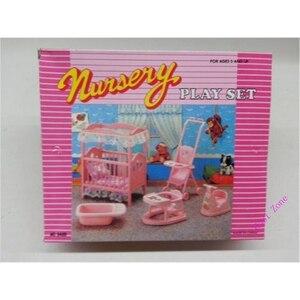 Миниатюрная мебель для питомцев, домик для кукол Барби, игрушки для девочек, бесплатная доставка