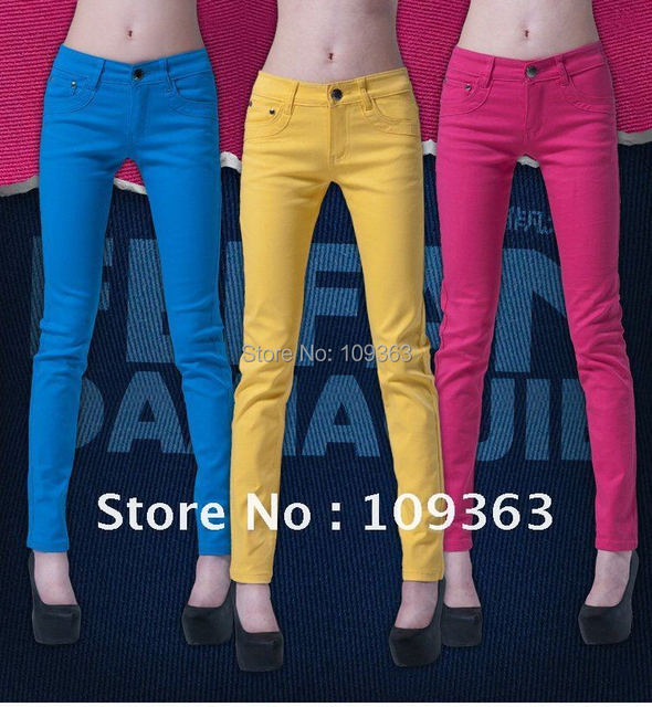 cf6411f656c3d Fashion New Ladies  Pants