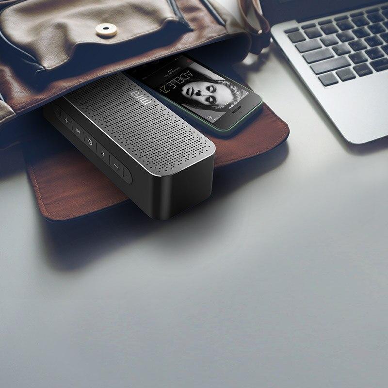 MIFA A20 Altavoz Bluetooth Metal portátil Super Bass altavoz inalámbrico Bluetooth4.2 3D sonido Digital altavoz Handfree MIC TWS - 4