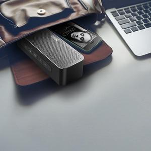 Image 5 - Mifa A20 Bluetooth Speaker Metal Draagbare Super Bass Wireless Speaker Bluetooth4.2 3D Digitale Sound Luidspreker Handenvrij Mic Tws