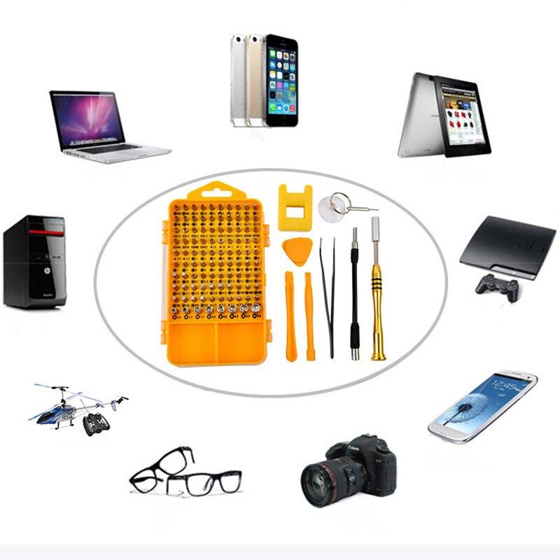 108 in 1 Multi-purpose Screwdriver Set Mini Screwdriver Bits Mobile Phone And laptop Repair Tool Kit Set Ferramentas