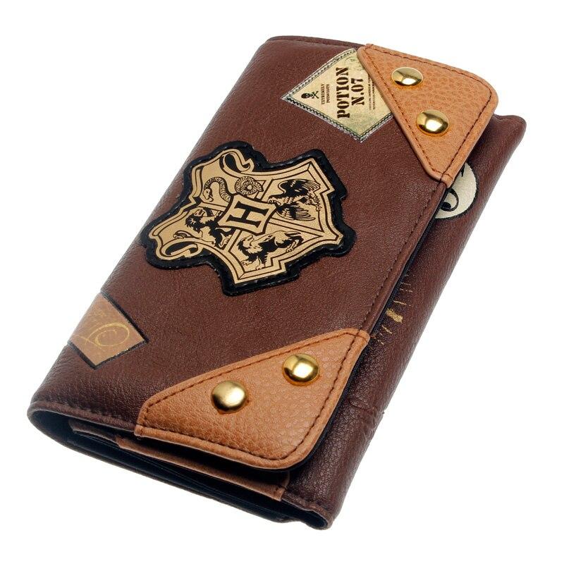Hogwarts Trunk Flap Wallet  DFT-1965