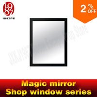 Real Life Room Escape Props Magic Mirror Shop Window Series IC Card Version For Chamber Room