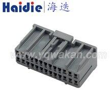 2 комплекта 26pin Honda авто электрический кабель штекер автомобильный жгут проводов негерметичный разъем 917992-6