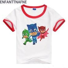 걸스 티셔츠 12M-8T 소년 티셔츠 반소매 티셔츠 여름 만화 어린이 의류 아기 티셔츠 어린이 의류