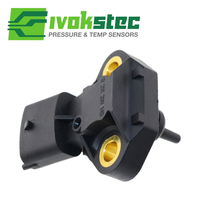 Brand New 100Bar Pressure Sensor, Fuel Temperature For Opel Combo Zafira Tourer C 1.6 CNG and LPG Engine 0 261 230 145