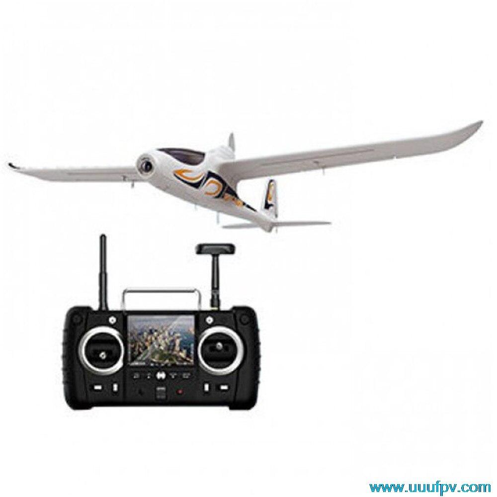 Hubsan H301S 5.8G FPV Profession Drones 4CH RC modèle réduit d'avion RTF Avec gps module