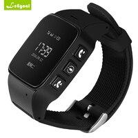 D99 Android Smart Watch Elderly Kids GPS Tracker GSM Watch Children Google Map SOS Wristwatch GPS LBS Wifi Anti Lost Tracker