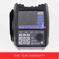 Détecteur de défauts ultrasonique portatif SUB100 0-9999mm 5.7 pouces TFT LCD Instrument d'essai non destructif