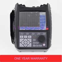 Detector de defectos ultrasónico portátil SUB100 0-9999mm 5,7 pulgadas TFT LCD pantalla instrumento de prueba no destructivo