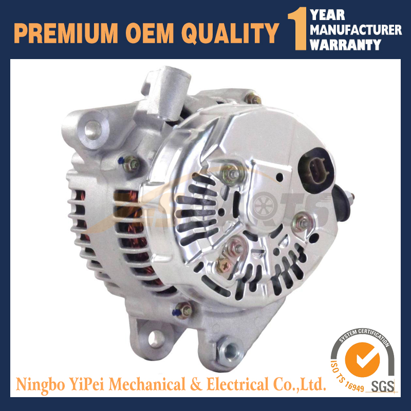 12 V nowy ALTERNATOR dla DODGE JEEP GRAND CHEROKEE 4.7L V8