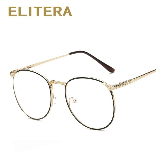 b1116aaf6527e ELITERA Novo Moda óculos de armação miopia óculos de armação oculos de grau  femininos das mulheres