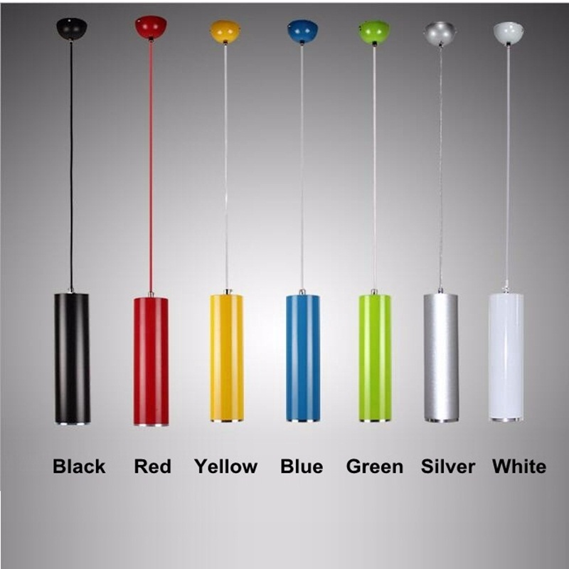 US $26.88 18% OFF LukLoy Anhänger Lichter Lampe Moderne Küche Lichter Bar  Zähler Anhänger lampen Küche Insel Decor, aluminium Rohr Spot Licht UL ...