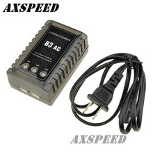 B3 AC 100~240V 2S-3S Li-po Balance Charger For 7.4-11.1V RC Battery(China)